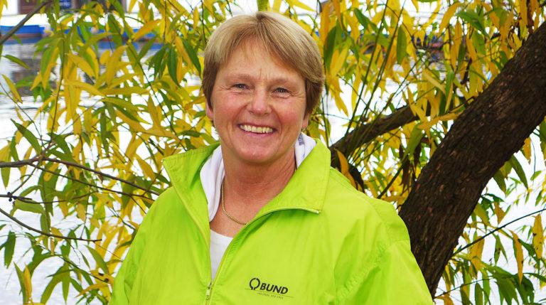 Ohlstedterin Christiane Blömeke ist neue BUND Hamburg-Vorsitzende