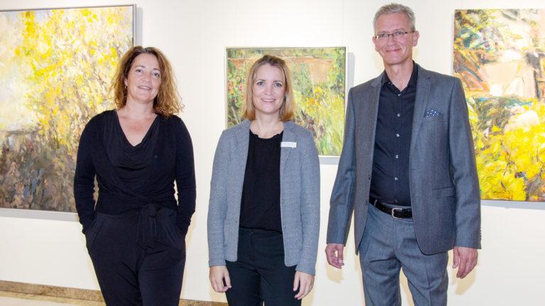 """Die Galerie im Elysée zeigt """"Zu Besuch in Hamburg"""""""